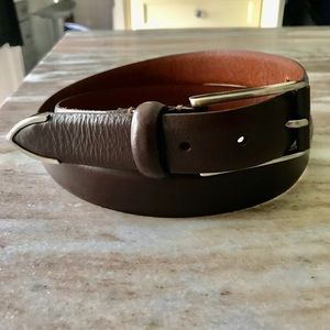 Genuine leather belt bought in Argentina